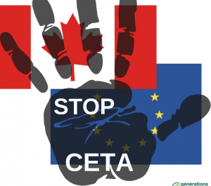 Non à la ratification du CETA !